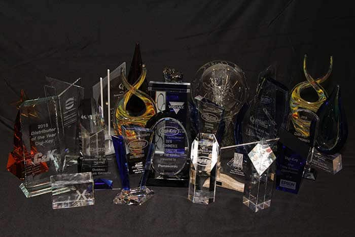 Image of Digi-Key Awards